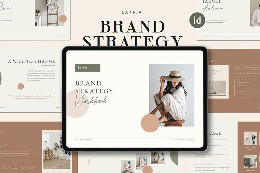 Latvia Brand Strategy