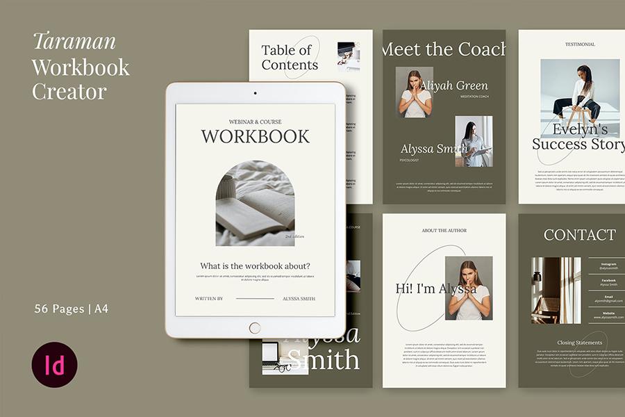 Taraman - Workbook Creator