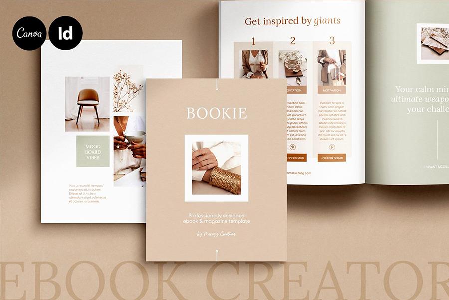 Elegant InDesign eBook Template