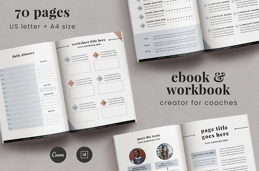Coaches eBook + Workbook
