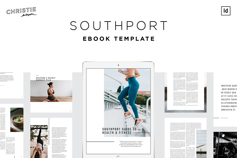 Southport Ebook Template