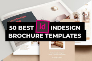 Best INDD InDesign Brochure Templates