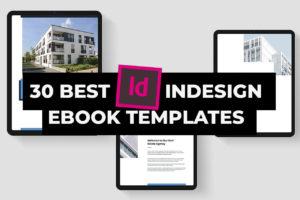 Best INDD InDesign eBook Templates