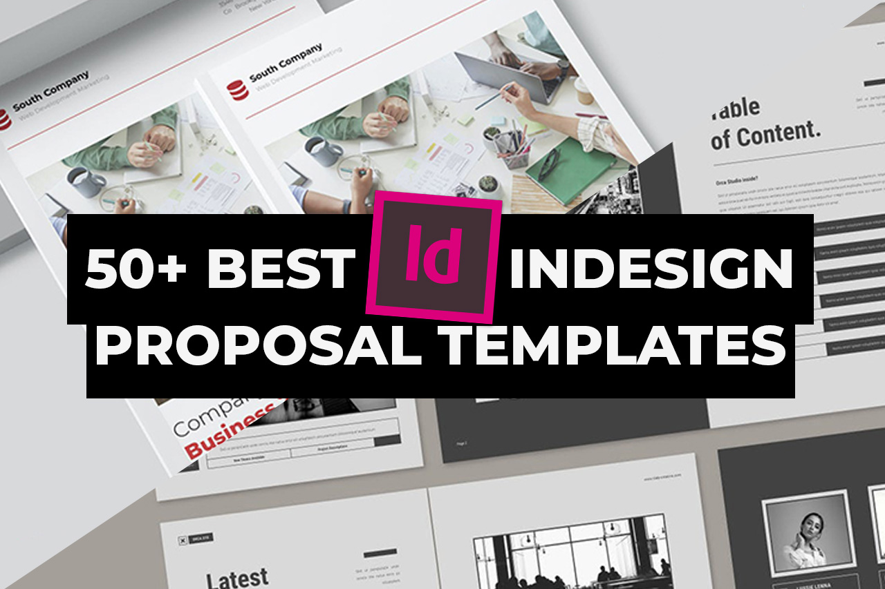 Best INDD InDesign Proposal Templates
