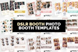 Best DSLR Booth Templates