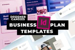Top InDesign Business Plan Templates