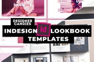 Top InDesign Lookbook Templates