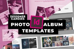 Top InDesign Photo Album Templates